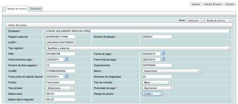 xml de un asimilado a salario factura electronica crear recibo