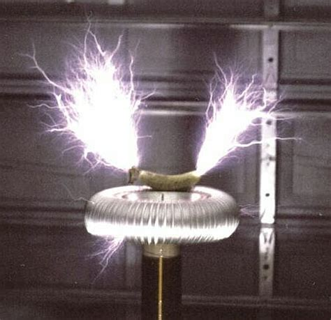 Application Of Tesla Coil My Tesla Coil Pictures