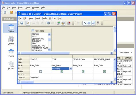 open office database templates open office base manage your databases for free with open