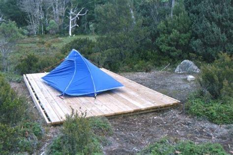 tent platform bushwalk australia wiki tent platform