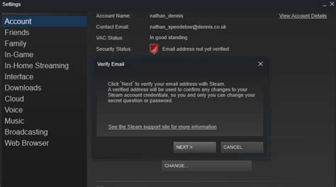 Search Steam Account By Email How To Make Steam More Secure Protect Your Acccount Expert Reviews