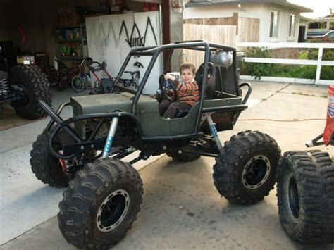 Mini Jeep Build Build Your Own Mini Jeep Woodworking Projects Plans