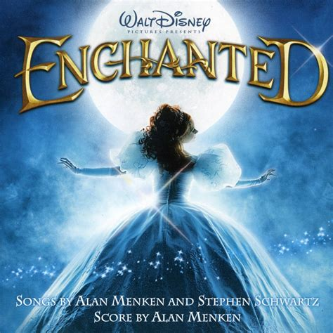 film songs disney enchanted soundtrack cover soundtracks picture