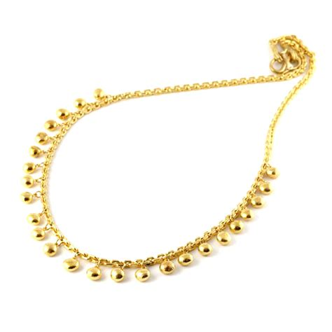 gold necklace southern jewellers