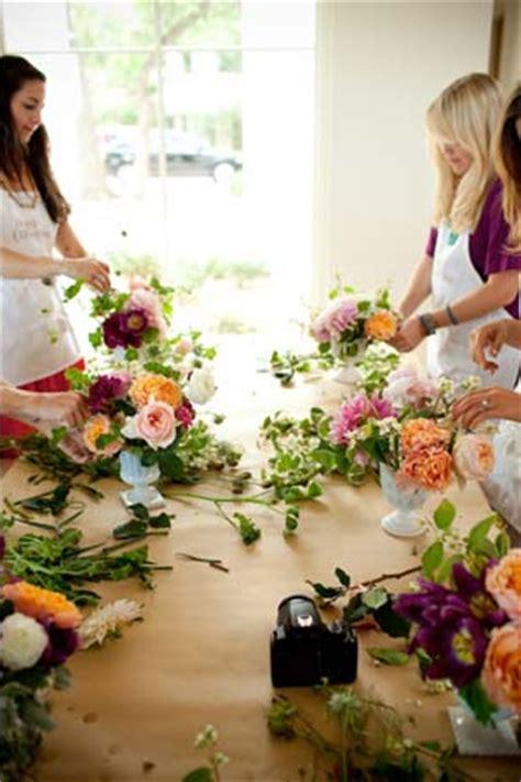 flower arranging class diy fresh floral arranging class flinchbaugh s orchard