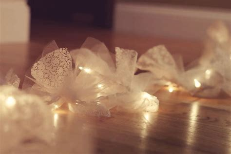 best 25 tulle lights ideas on pinterest