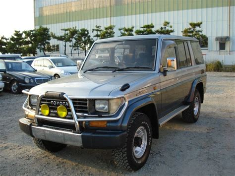 toyota land cruiser prado for sale in usa toyota land cruiser prado sx 4wd 1993 used for sale