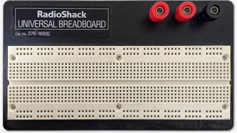circuit breadboard radio shack tweaking4all hardware what is a breadboard and how to use it