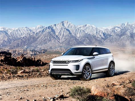 jaguar land rover 2020 range rover s new evoque is made to conquer the parking