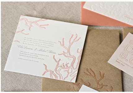wedding day by the shore coral themed wedding details adore