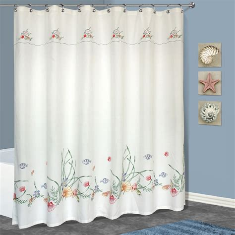sea themed shower curtains shower curtains liners buy shower curtains liners in