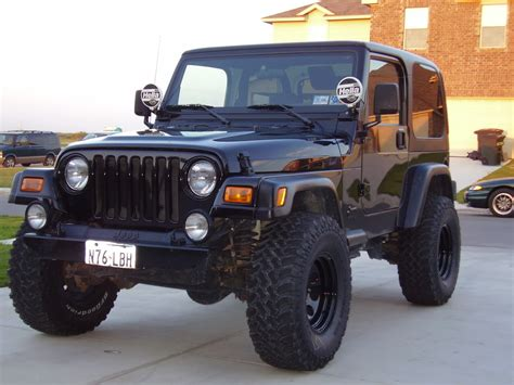 jeep 2002 wrangler 2002 jeep wrangler ii tj pictures information and