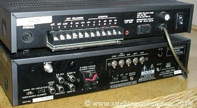 museum of vintage satellite receivers bsb squarial sct chaparral monterey coship blind search