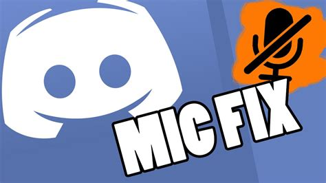discord quick delete discord quick fix tutorial mic sensitivity youtube