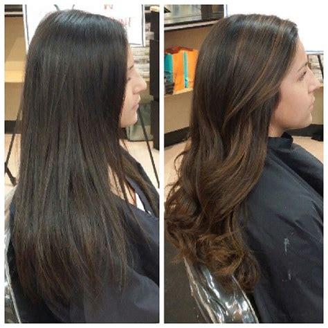 balayage hair que es brown black hair balayage dunkelbraun balayage und suche