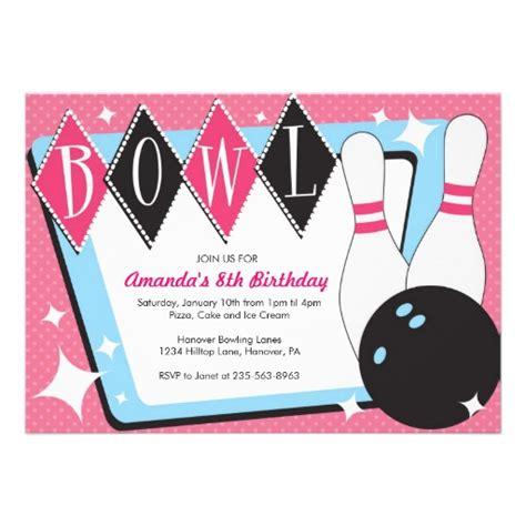 Free Bowling Birthday Party Invitations Template Downloadable Free Invitation Templates Drevio Bowling Invitation Template