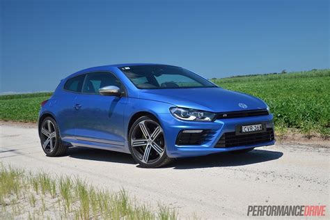 2015 Volkswagen Scirocco R Review Performancedrive