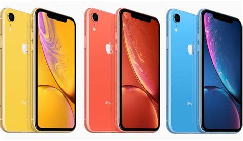 nya iphone xr 228 r en billigare toppmodell och sl 228 pps i m 229 nga f 228 rger mobil