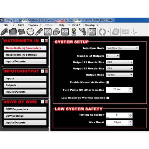 wiring diagrams for holley efi output get free image