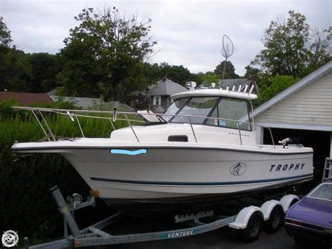 trophy boats nl trophy 2509 walkaround for sale in united states of