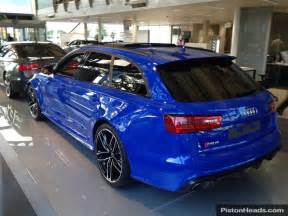 used 2015 audi rs6 for sale in staffordshire pistonheads
