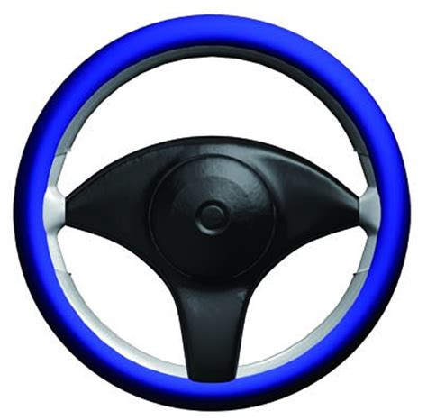 Setir Cover Mobil Universal Steering Wheel Cover And Black stretchy grip blue steering wheel cover trinoodle
