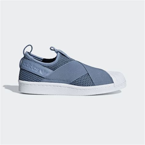 Adidas Slip On 3 adidas superstar slip on shoes blue adidas us