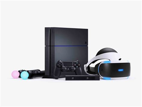 best playstation console best console sony ps4 with psvr wired