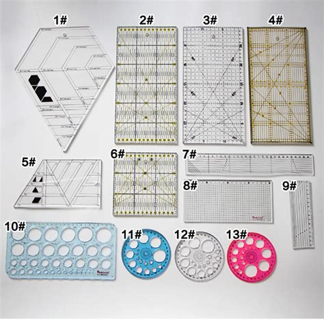 Patchwork Tools And Equipment - diy costura patchwork sewing accessories sewing tools