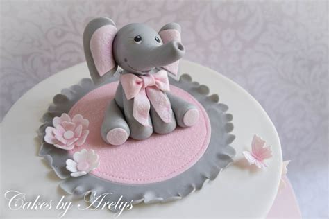 Baby Shower Cake Elephant by Elephant Baby Shower Cake Cakecentral