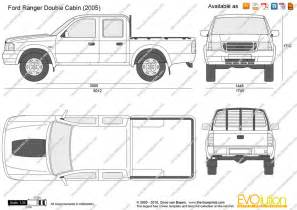 ford ranger bed dimensions ford ranger dimensions 2017 ototrends net