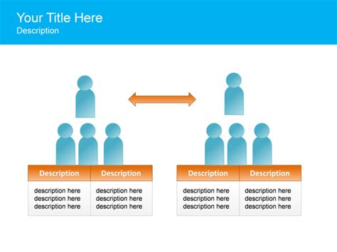 ppt templates for group discussion powerpoint slide group discussion diagram people 4