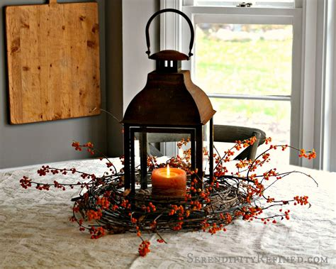 Someone To Decorate My Home For Christmas by Serendipity Refined Blog Rusty Lantern And Bittersweet