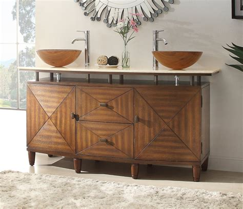 63 bathroom vanity sink adelina 63 inch vessel sink bathroom vanity onyx