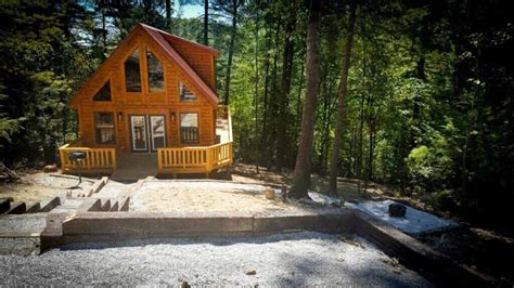 lets get cozy bridge cabin rental