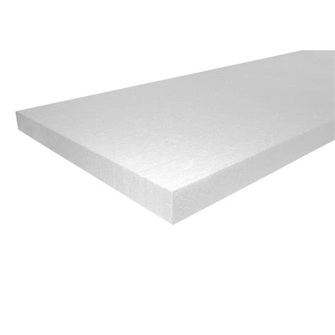 polystyrene foam 2400 x 1200 x 25mm polystyrene insulation eps070