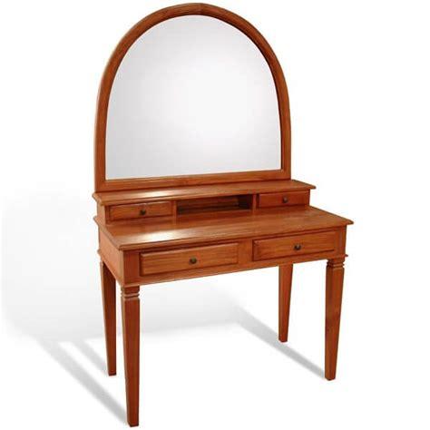 Daftar Meja Rias Kayu Jati meja rias kayu jati model minimalis kmr 002