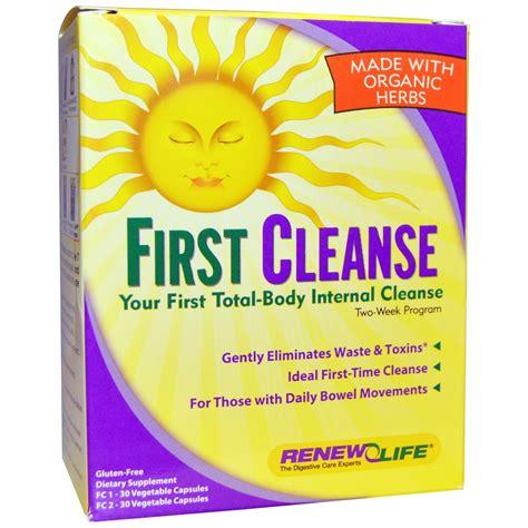 Renew Detox Review by Renew Cleanse 2 Bottles 30 Veggies Caps Each