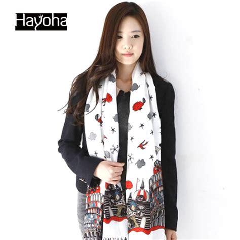 aliexpress buy fashion silk scarf scarves