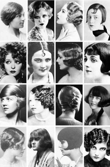 1920 Vintage Hairstyles by 1920 S Vintage Hair Styles Hair Frisur