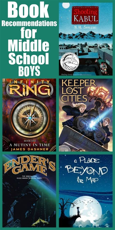 book themes for middle school book recommendations for middle school boys one day i