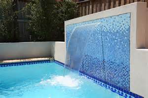 Building A Backyard Waterfall Water Features Water Feature 7 By Sydney Pool Builder
