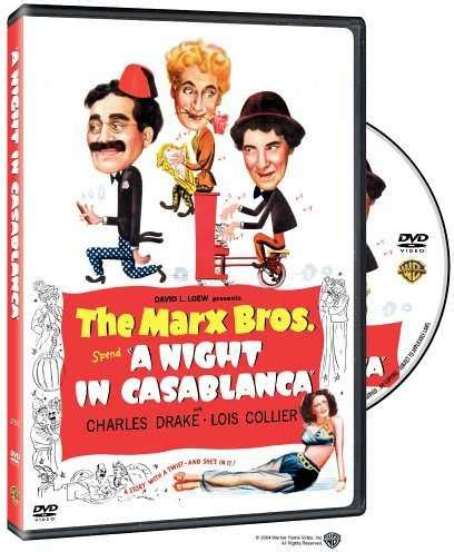 the marx brothers happy confidential books a in casablanca starring the marx brothers