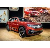 2020 VW Atlas Cross Sport Volkswagen's SUV Family Affair