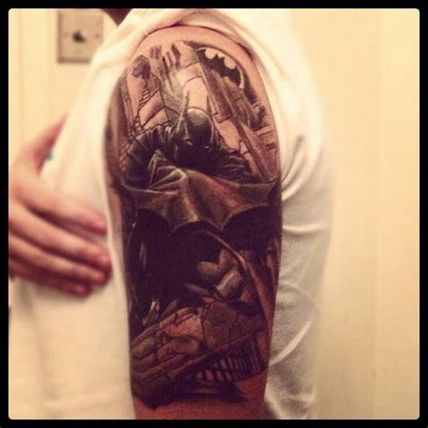 dark knight tattoos tattoos