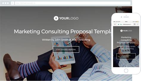 marketing consulting template free marketing consulting template better proposals