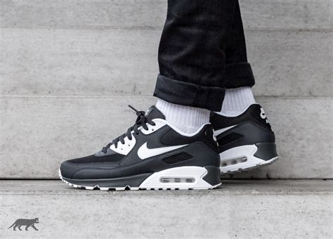 Nike Airmax 90 Black White nike air max 90 essential anthracite white black