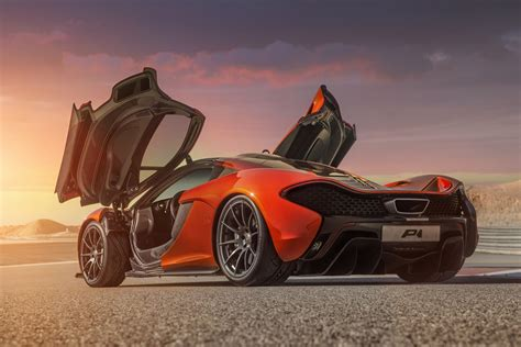 McLaren P1 Wallpaper 12   ForceGT.com