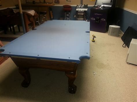 pool table disassembly pool table disassembly and reassembly experienced