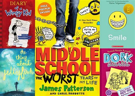 welcome to the middle kid books 16 books for middle schoolers brightly